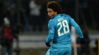 Witsel, centrocampista dello Zenit nel mirino del Milan