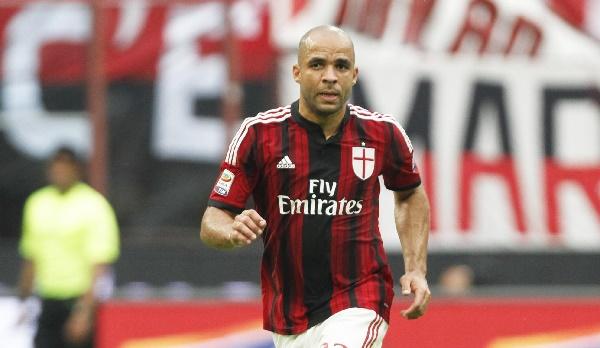 Alex, difensore del Milan