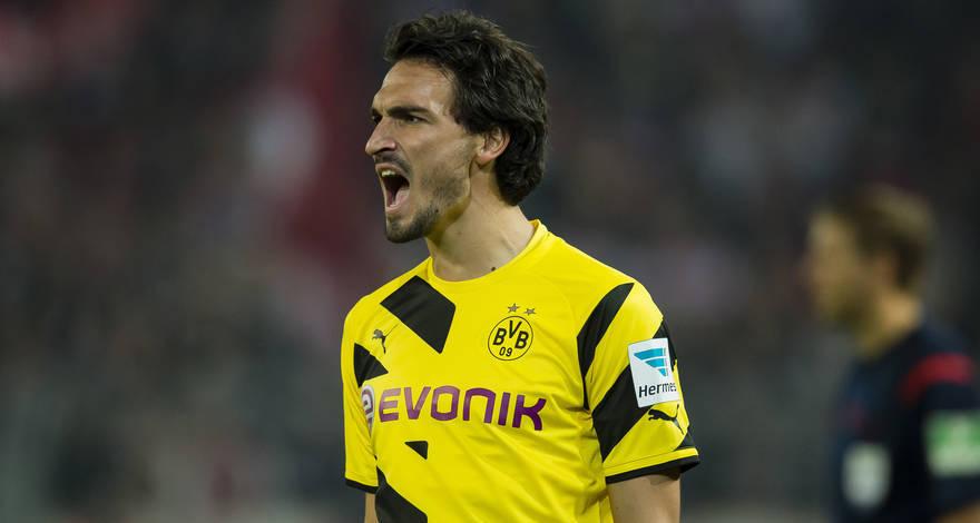 Mats Hummels, difensore del Borussia Dortmund