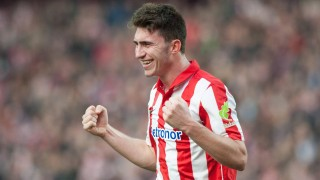 Aymeric Laporte, difensore dell'Athletic Bilbao