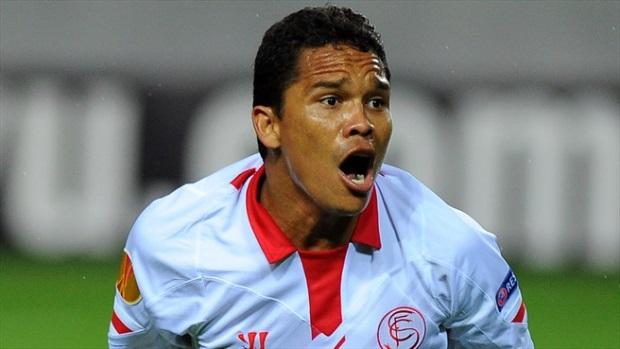 Carlos Bacca, attaccante del Siviglia