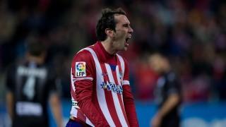 Diego Godin, difensore dell'Atletico Madrid