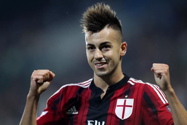 El Shaarawy, attaccante del Milan