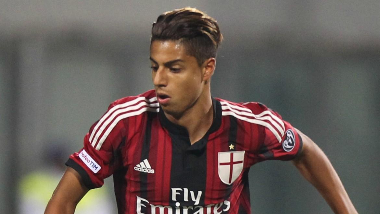 Hachim Mastour, talento del Milan