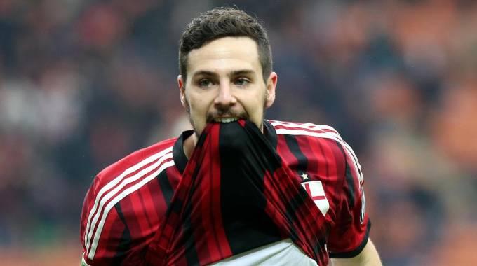 Destro, attaccante del Milan