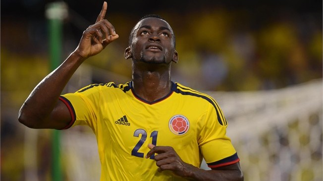 Jackson Martinez, attaccante colombiano