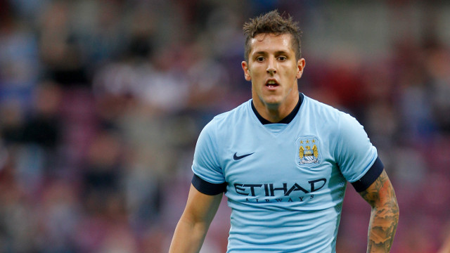 Stevan Jovetic, attaccante in uscita dal Manchester City