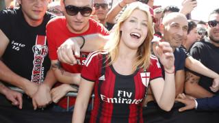 Barbara Berlusconi, ad del Milan