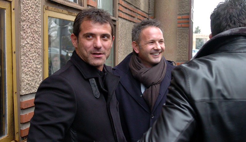 Stankovic e Mihajlovic