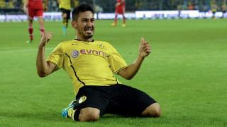 Ilkay Gundogan, centrocampista del Borussia Dortmund