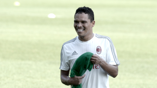 Carlos Bacca, attaccante del Milan