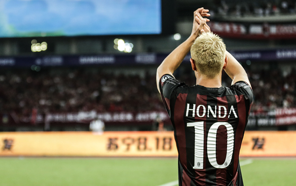 Honda in Real Madrid-Milan 10-9 d.c.r.