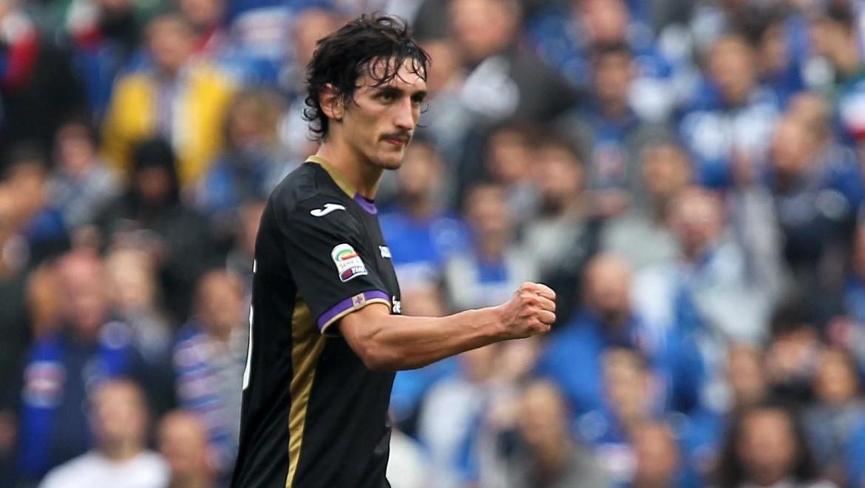 Savic, difensore della Fiorentina