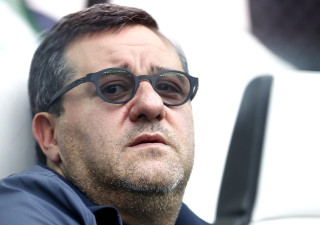 Donnarumma Mino Raiola, agente di Ibrahimovic
