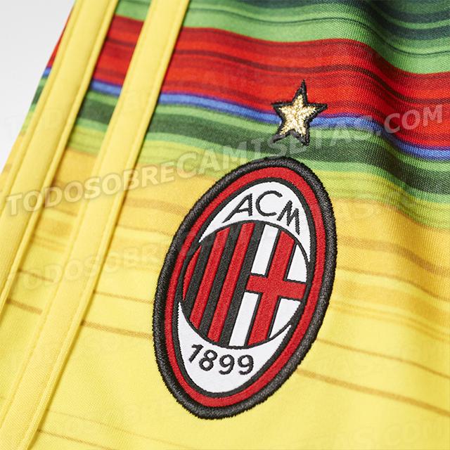 Terza divisa Milan 2015-16