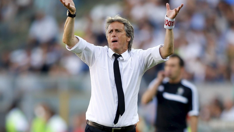 Jorge Jesus, tecnico dello Sporting Lisbona