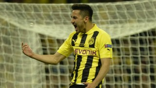 Gundogan, centrocampista del Borussia nel mirino del Milan