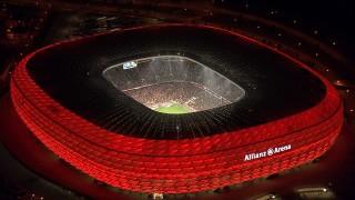 Stadio Allianz Arena, Monaco di Baviera