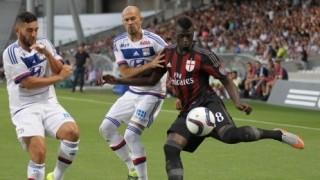Niang, attaccante del Milan