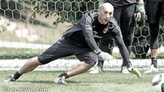 Christian Abbiati, portiere del Milan