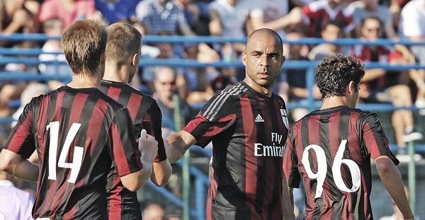 Milan-Legnano 5-1