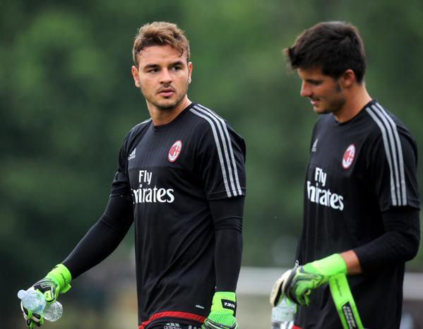 Gabriel e Agazzi nel primo allenamento stagionale