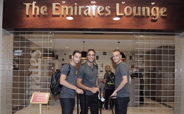 De Sciglio, Matri e Antonelli in partenza per la tournée in Cina