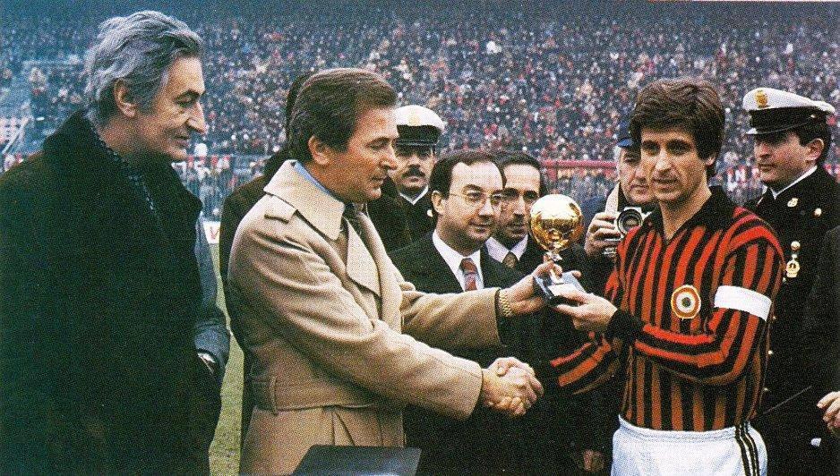 Gianni Rivera, pallone d'oro 1969