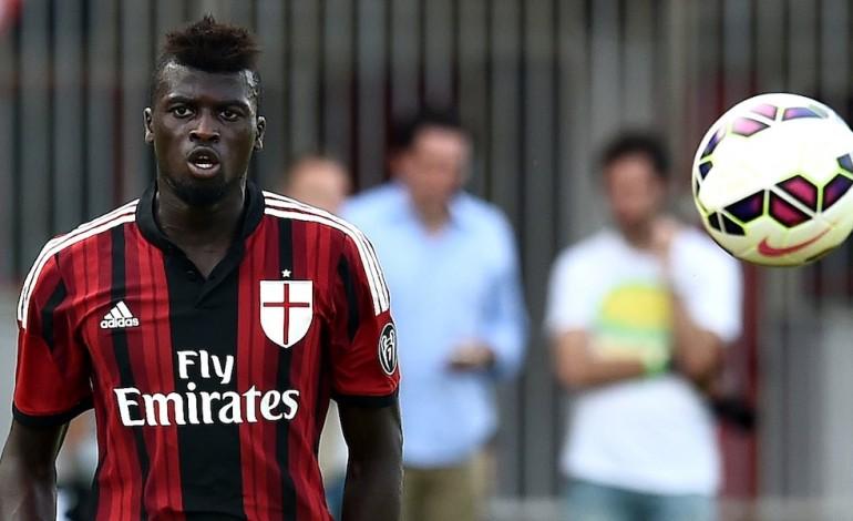 Mbaye Niang, attaccante del Milan