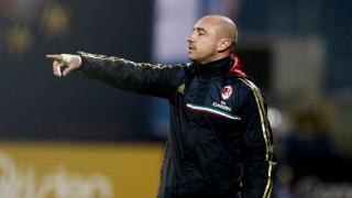 Cristian Brocchi, tecnico della Primavera del Milan