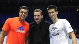 Shevchenko e Djokovic
