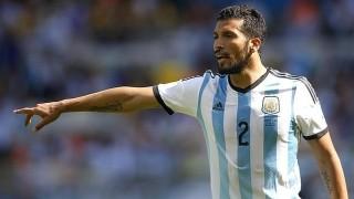 Ezequiel Garay, difensore dell'Argentina e dello Zenit