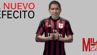 José Mauri, nuovo centrocampista del Milan