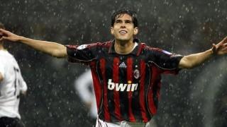 Ricardo Kakà ai tempi del Milan