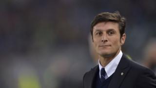 Javier Zanetti, ex capitano dell'Inter