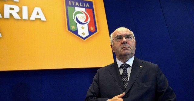 Tavecchio, presidente della Figc