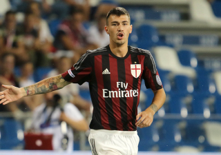 Romagnoli in Milan-Inter 2-1, Trofeo TIM