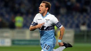 Lucas Biglia, centrocampista della Lazio