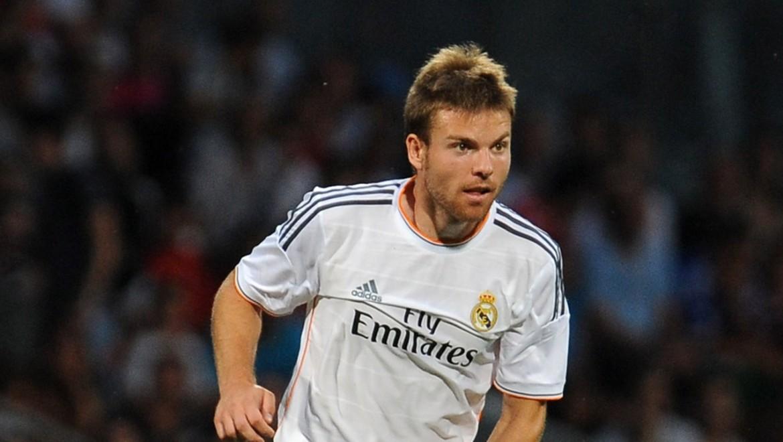 Asier Illarramendi, centrocampista del Real Madrid