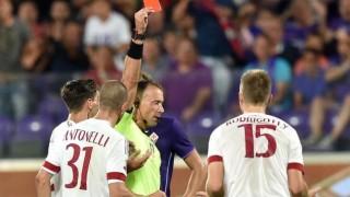 Rodrigo Ely in Fiorentina-Milan 2-0