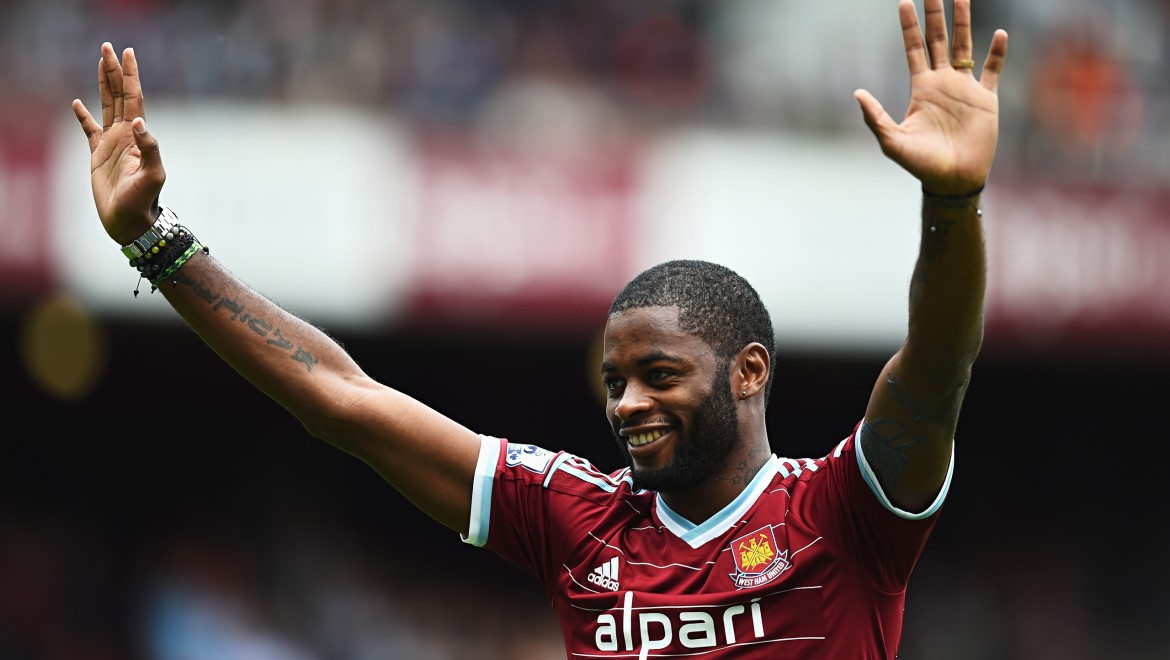 Alex Song, West Ham