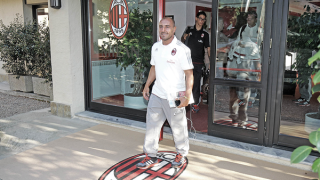 Cristian Brocchi, tecnico della Primavera rossonera