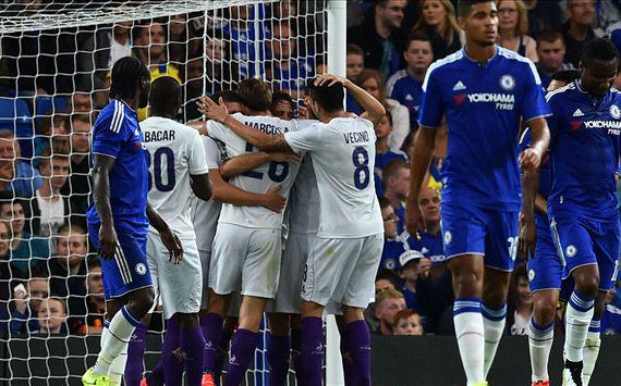 Chelsea-Fiorentina 0-1, International Champions Cup