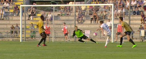 Lucchese-Fiorentina 0-3