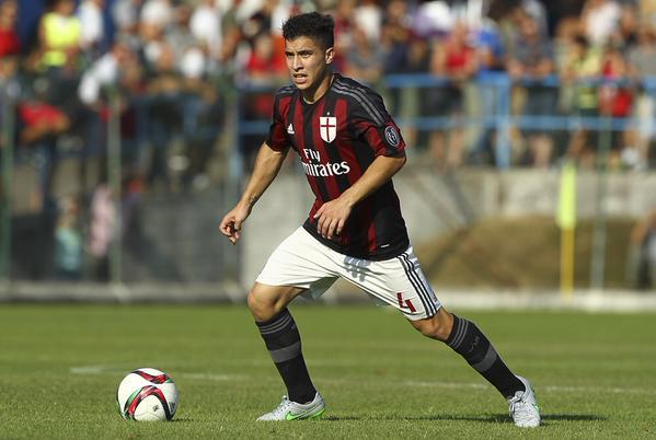 José Mauri, Milan