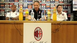 Conferenza Fiorentina-Milan
