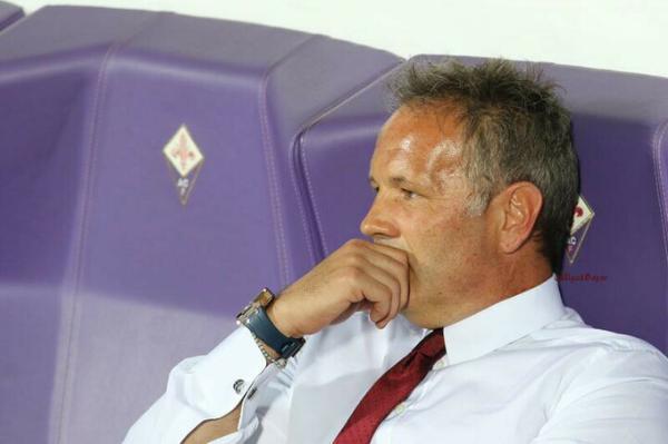 Mihajlovic in Fiorentina-Milan 2-0