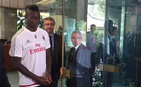 Mario Balotelli, Milan