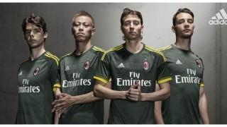 Terza maglia Milan 2015-16