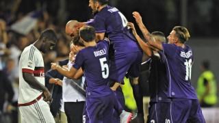 Fiorentina-Milan 1-0, 1^ giornata Serie A